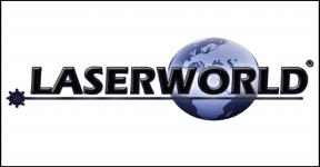 Logo Laserworld